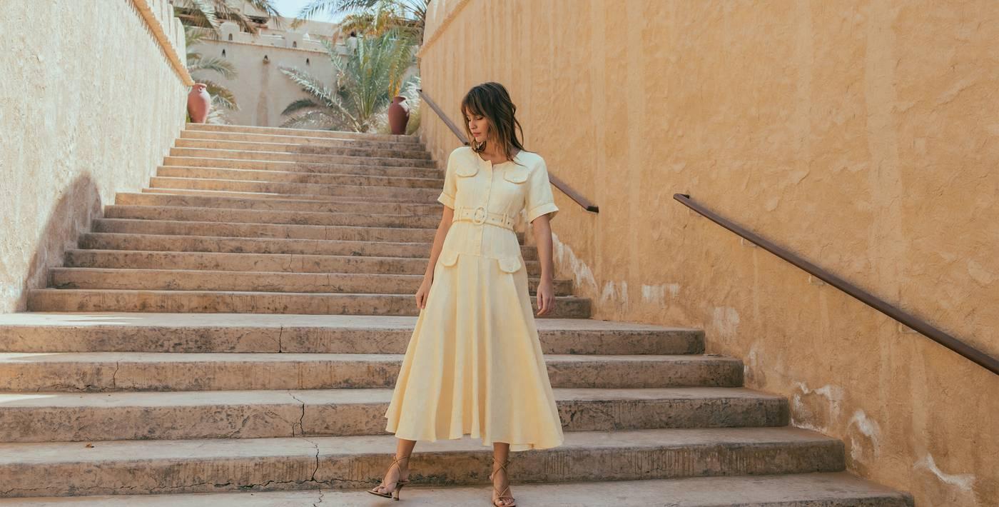 Reeta Dress