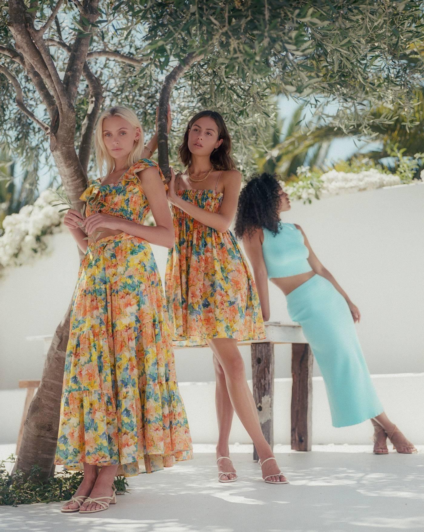 Seychelles Skirt