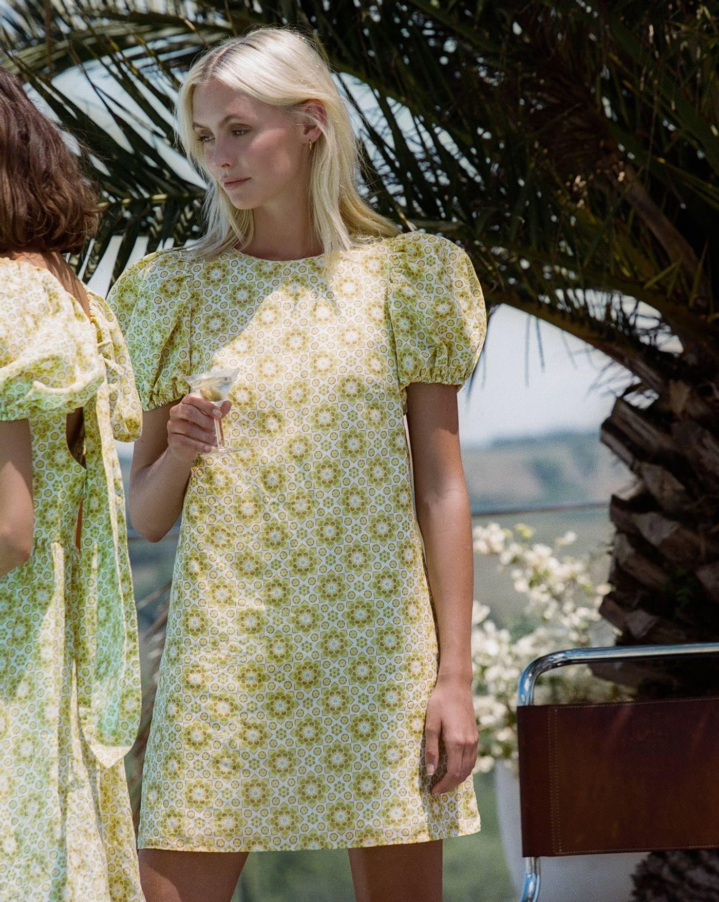 Halcyon Dress