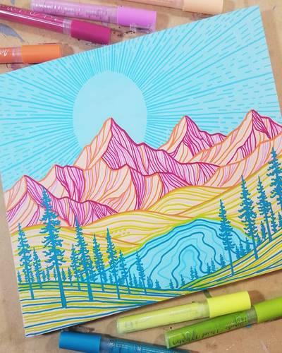 Acrylic Paint Marker