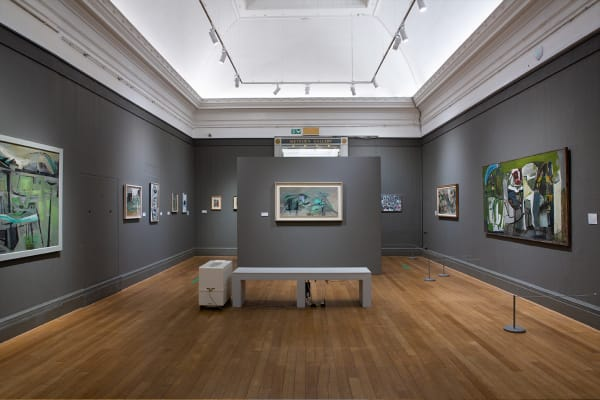 RWA side galleries