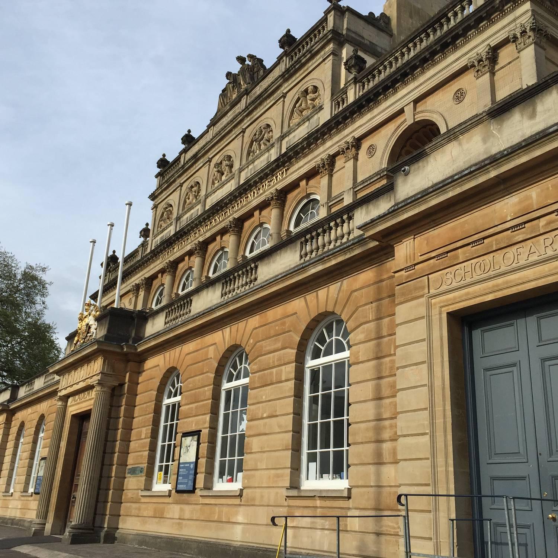 Bristol's first art gallery