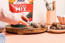 Spiced Apple Pie Snack Ball Mix 180g