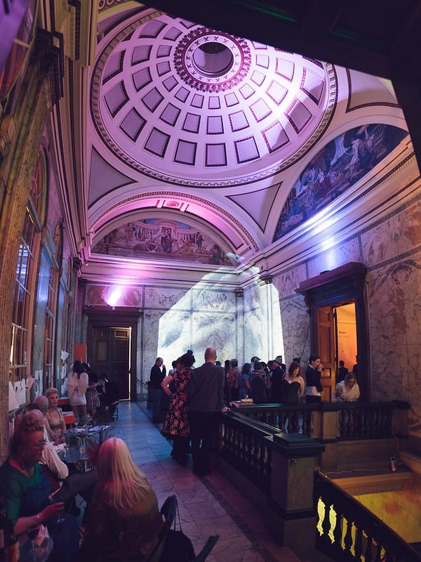 Evening reception at Bristol's RWA