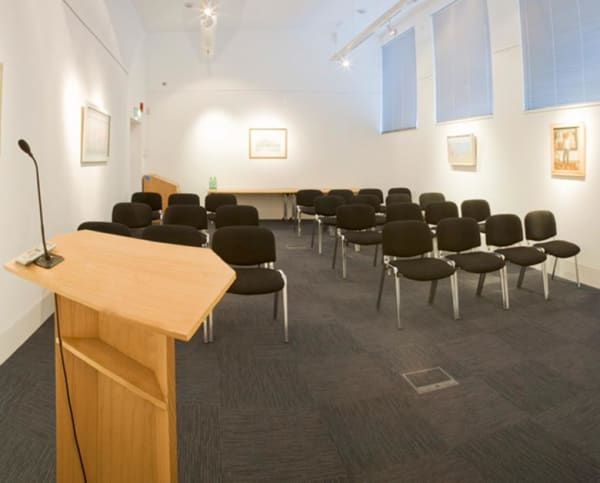 Lecture or conference rooms at Bristol's RWA