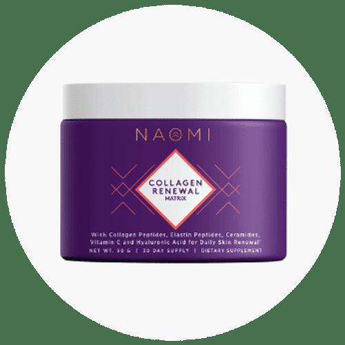 For Even Better Results: Collagen Renewal Matrix