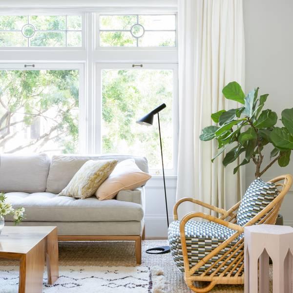 Interior by Lauren Weiss Home. Photo by Suzanna Scott.