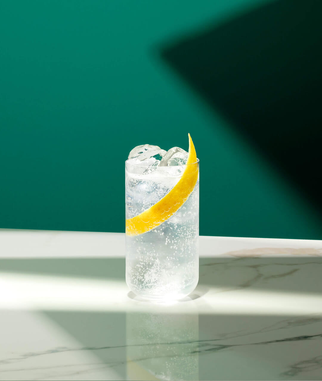 Z&T - an alcohol-free Gin and Tonic