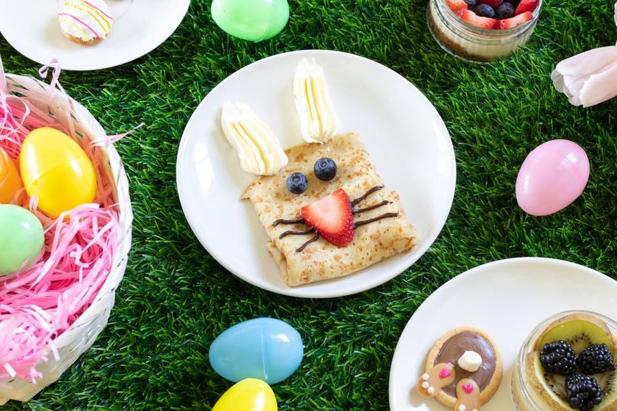 4 Cute Snacks for the Ultimate Easter Egg Hunt
