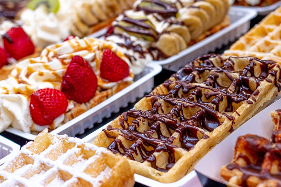 What Turns a Regular Waffle Into an Authentic Belgian Waffle