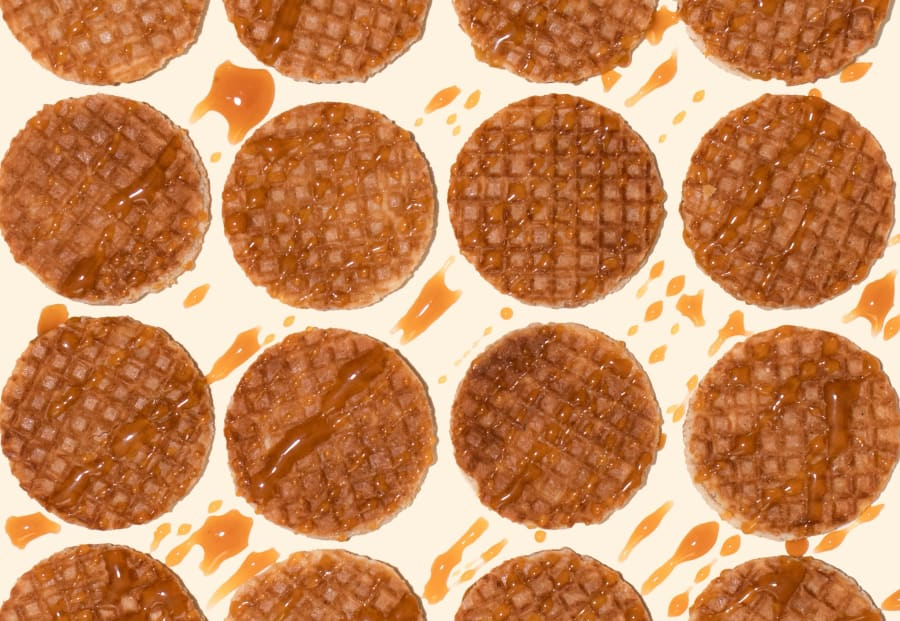 The Authentic Dutch Stroopwafel Recipe: Rich, Crispy & Gooey All at Once