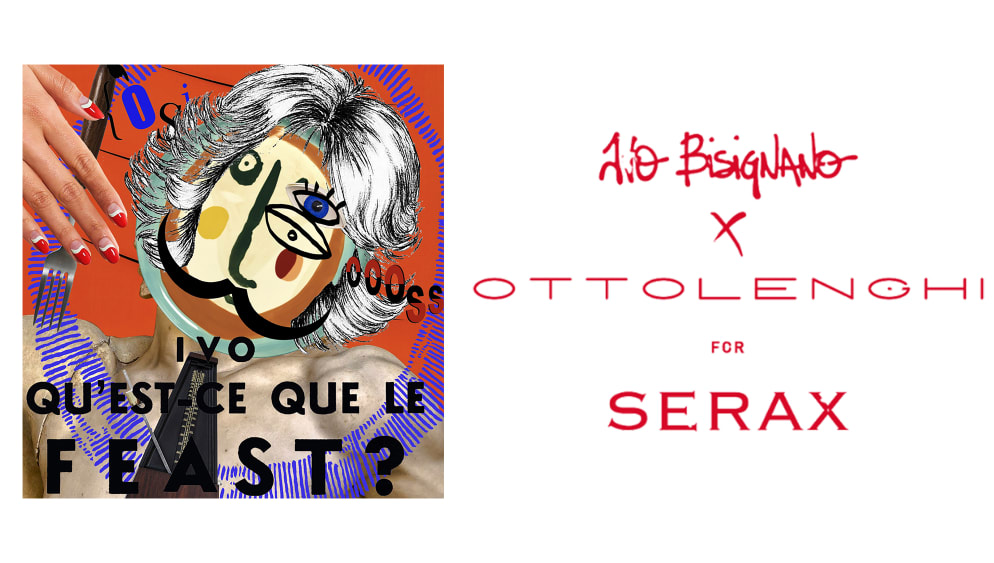 Yotam Ottolenghi & Ivo Bisignano - FEAST