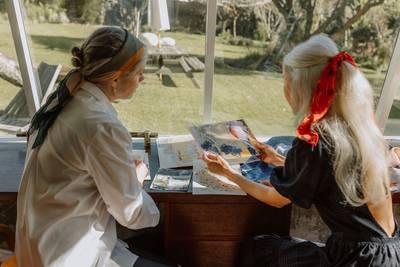 Women Series: Nikki Walker and Darya Bing