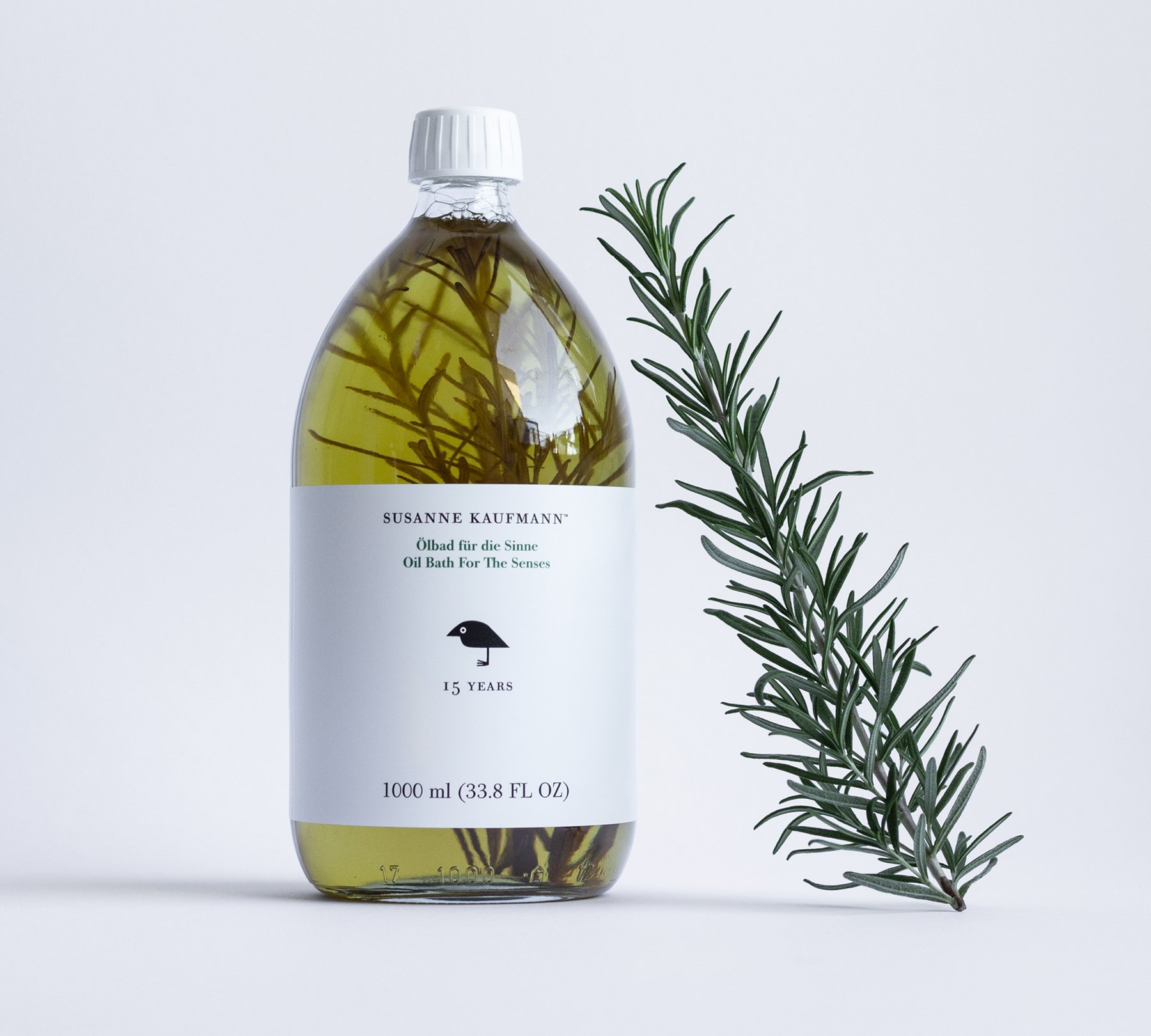 Oil Bath For The Senses  Susanne Kaufmann