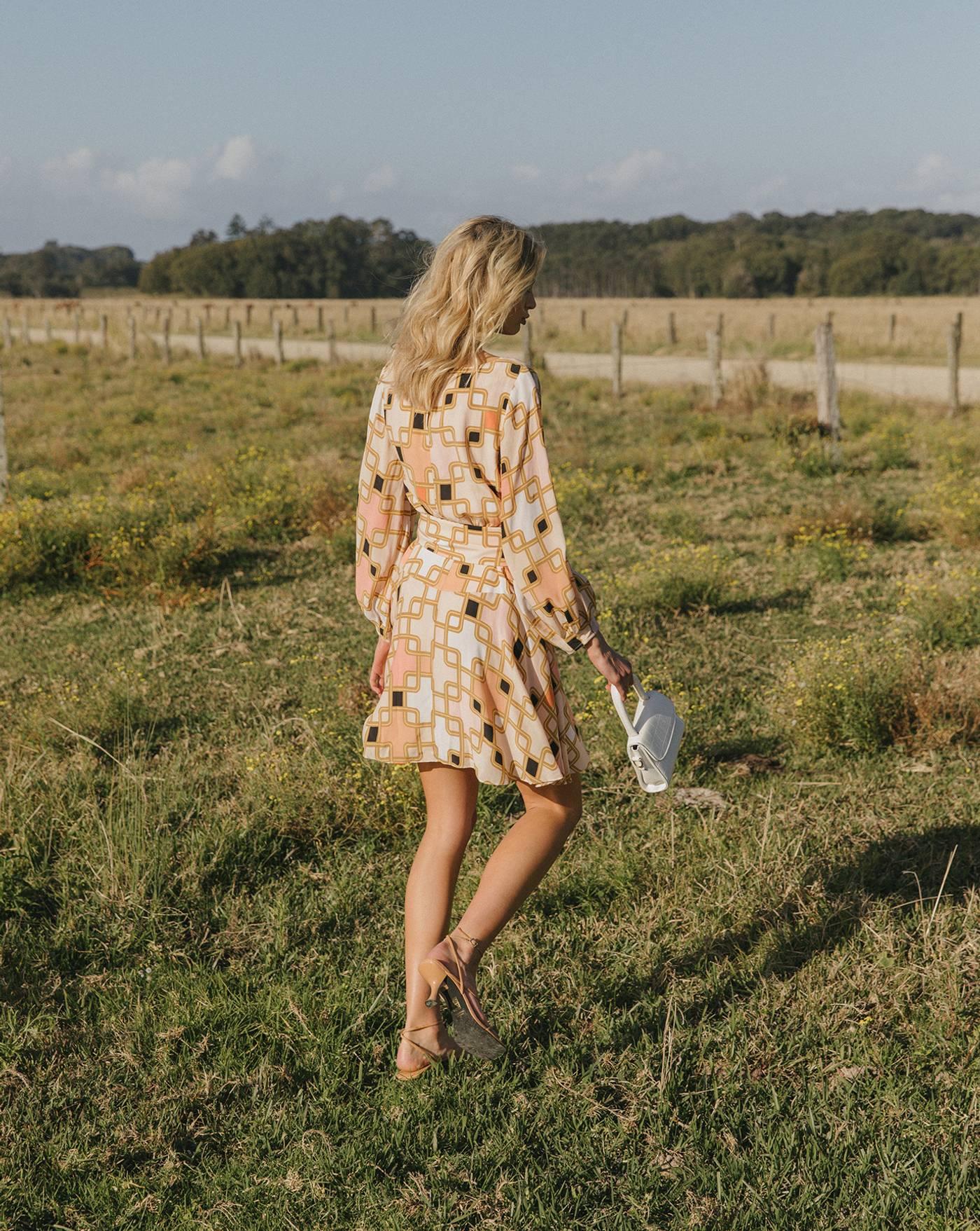 Nathalia Dress