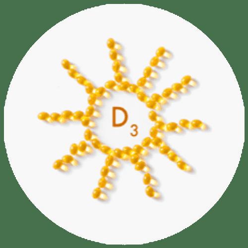 5,000 IU Vitamin D3