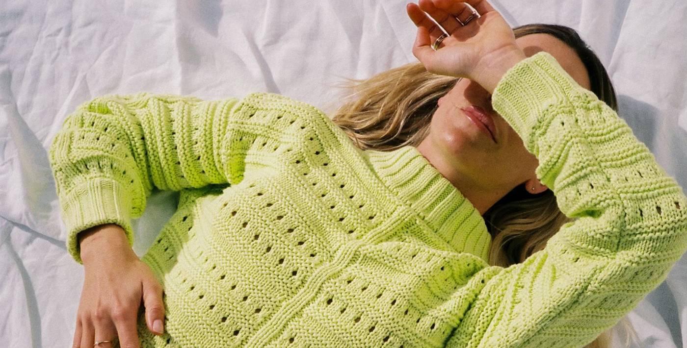 Sylvie Knit