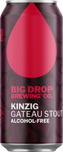 A pack image of Big Drop's Kinzig Gateau Stout