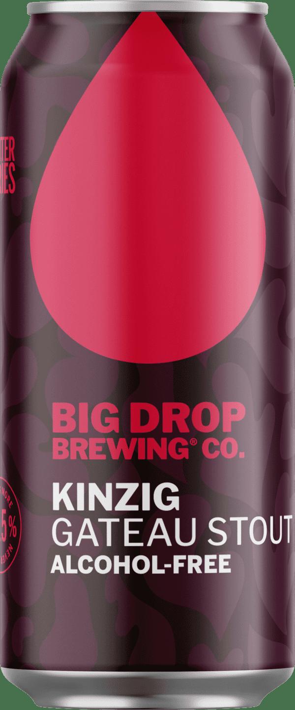 A pack image of Big Drop's Kinzig Gateau Stout