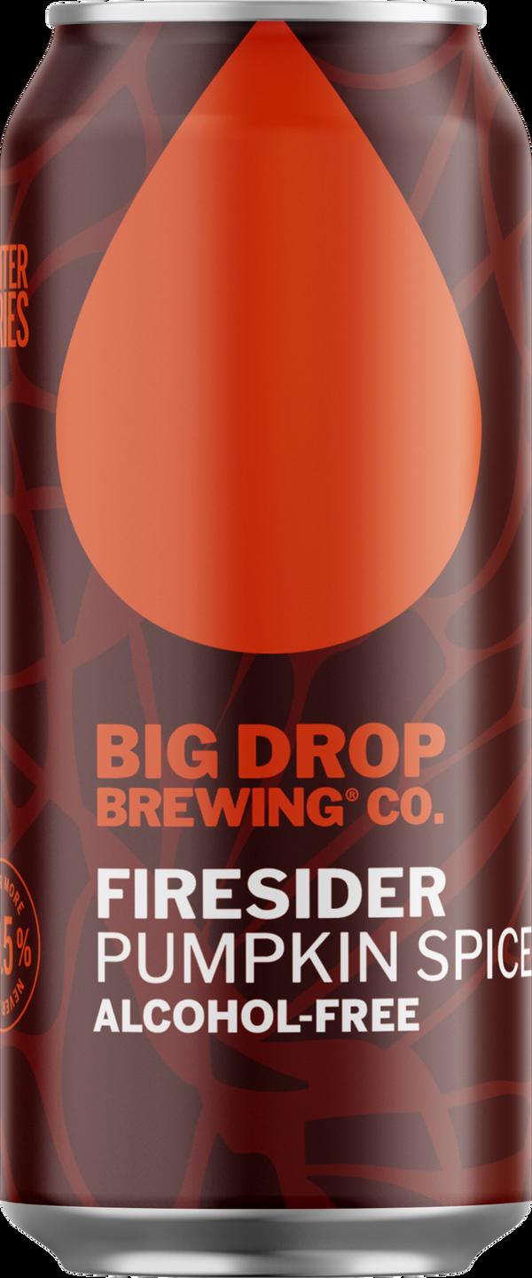 A pack image of Big Drop's Firesider Pumpkin Spiced