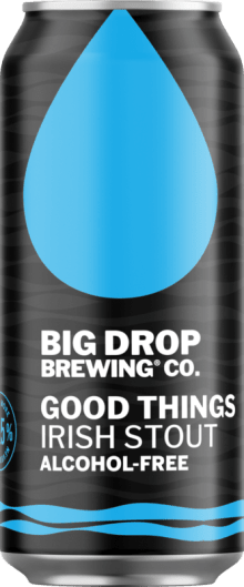 A pack image of Big Drop's Good Things Irish Stout