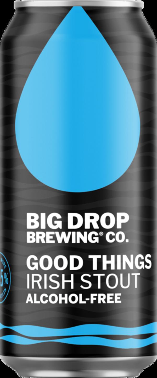 A pack image of Big Drop's Good Things Irish Stout