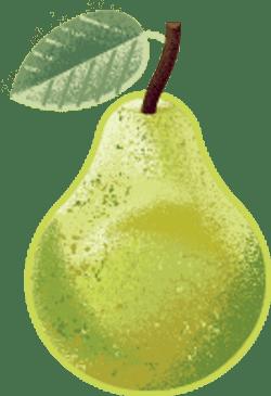 Apple, Pear & Chia Australian Fruit Puree 120g