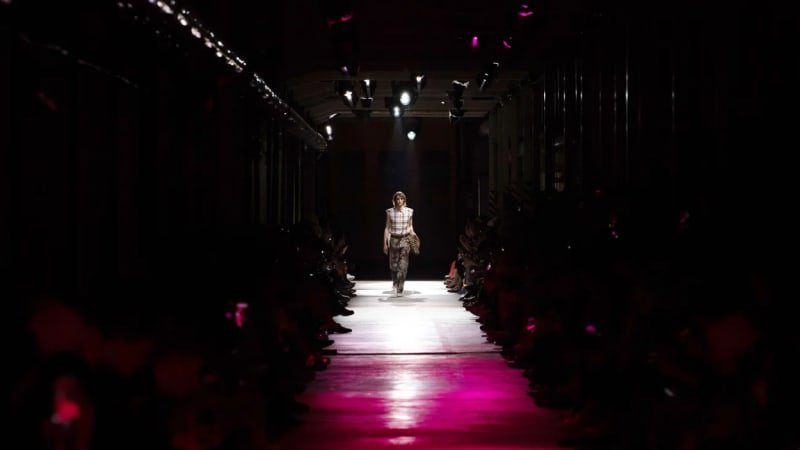 Image for Video Fashion Show