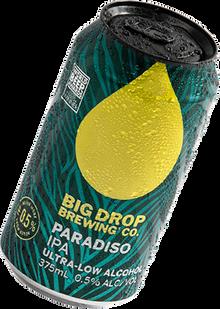 A pack image of Big Drop's Paradiso IPA