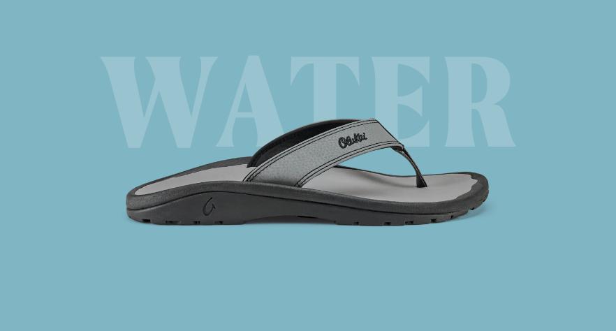 OluKai Men's Water-Friendly Sandals