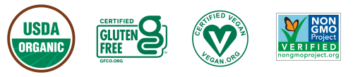 Certifications for Madagascan Vanilla Sandwich