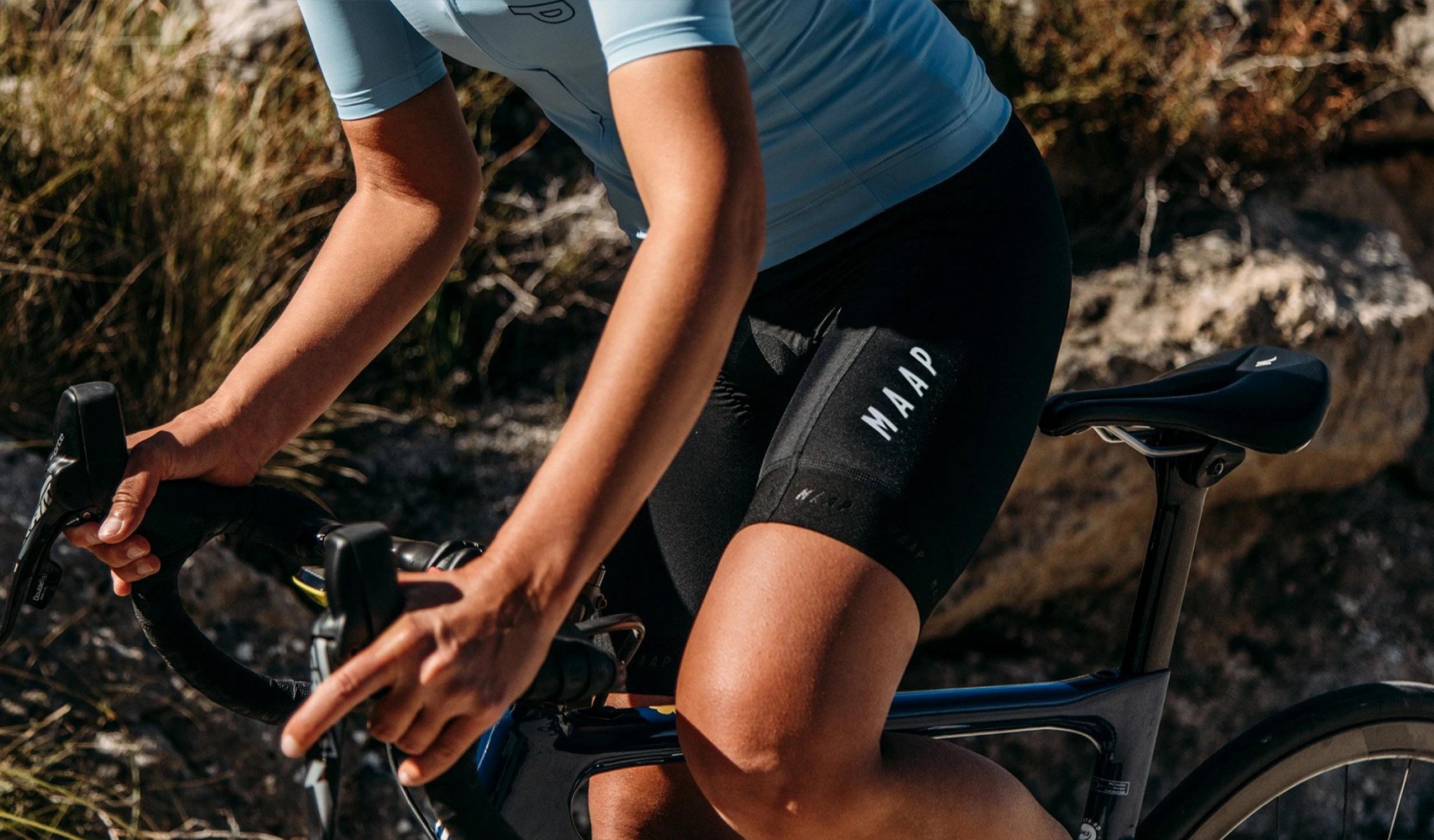 Women's Training Bib Short / Black
