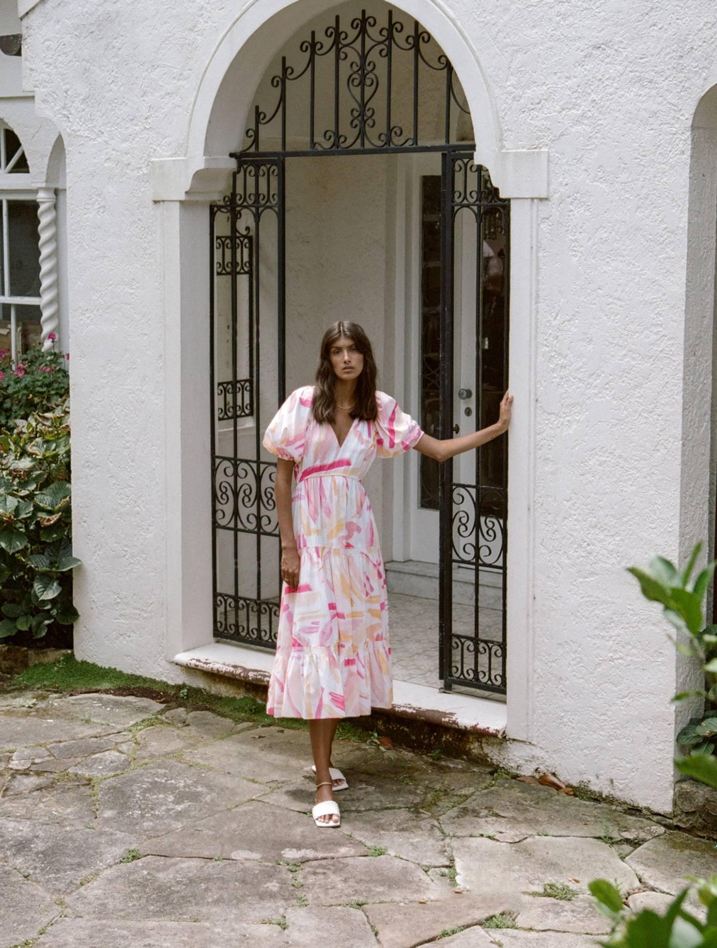 Nakana Dress
