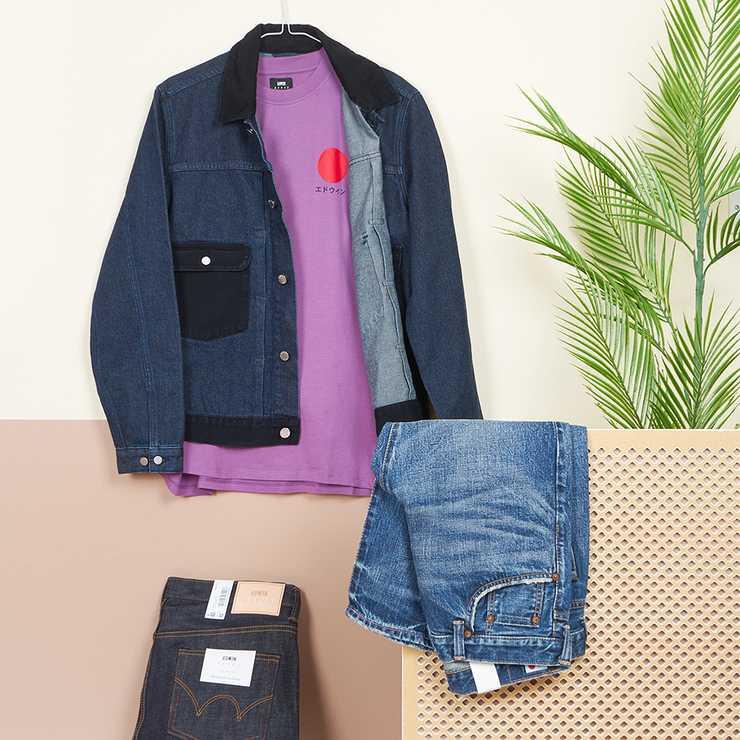 Edwin Mens Jeans