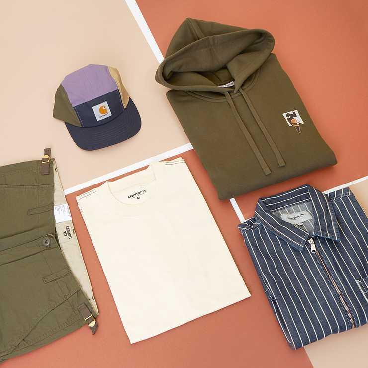 Carhartt WIP Jackets & Coats