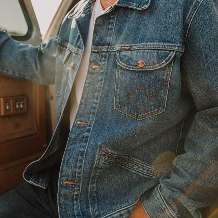Wrangler Jackets & Coats