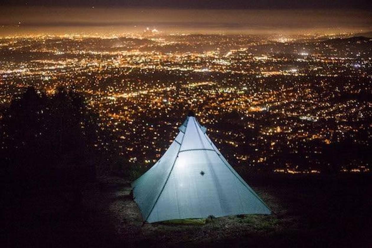 UltaMid 2 – Ultralight Pyramid Tent