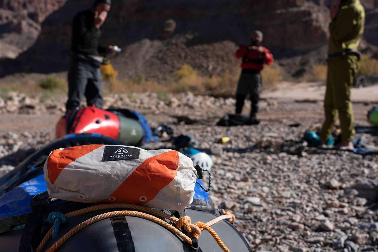 River Rescue Throw Bag