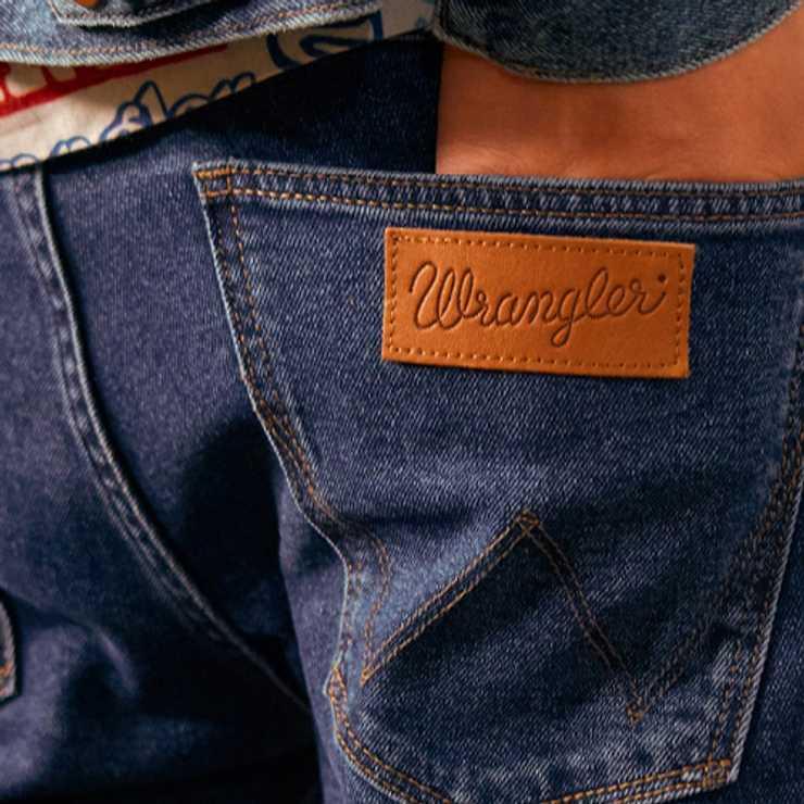 Wrangler Slider Jeans
