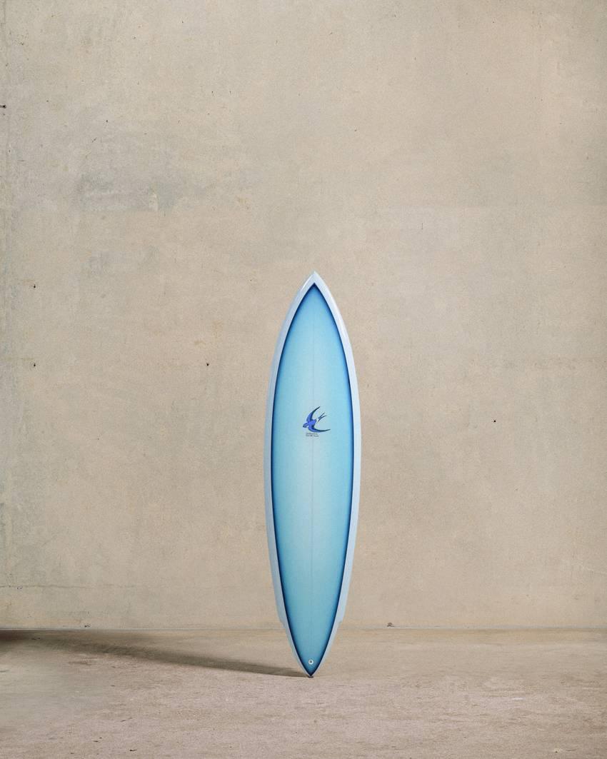 """6'10"""" Bluebird"""