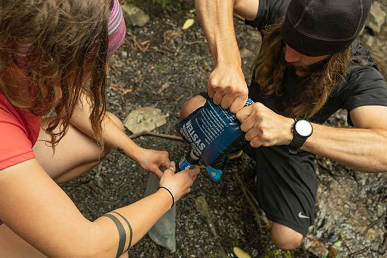 Sawyer® Squeeze Water Filtration System
