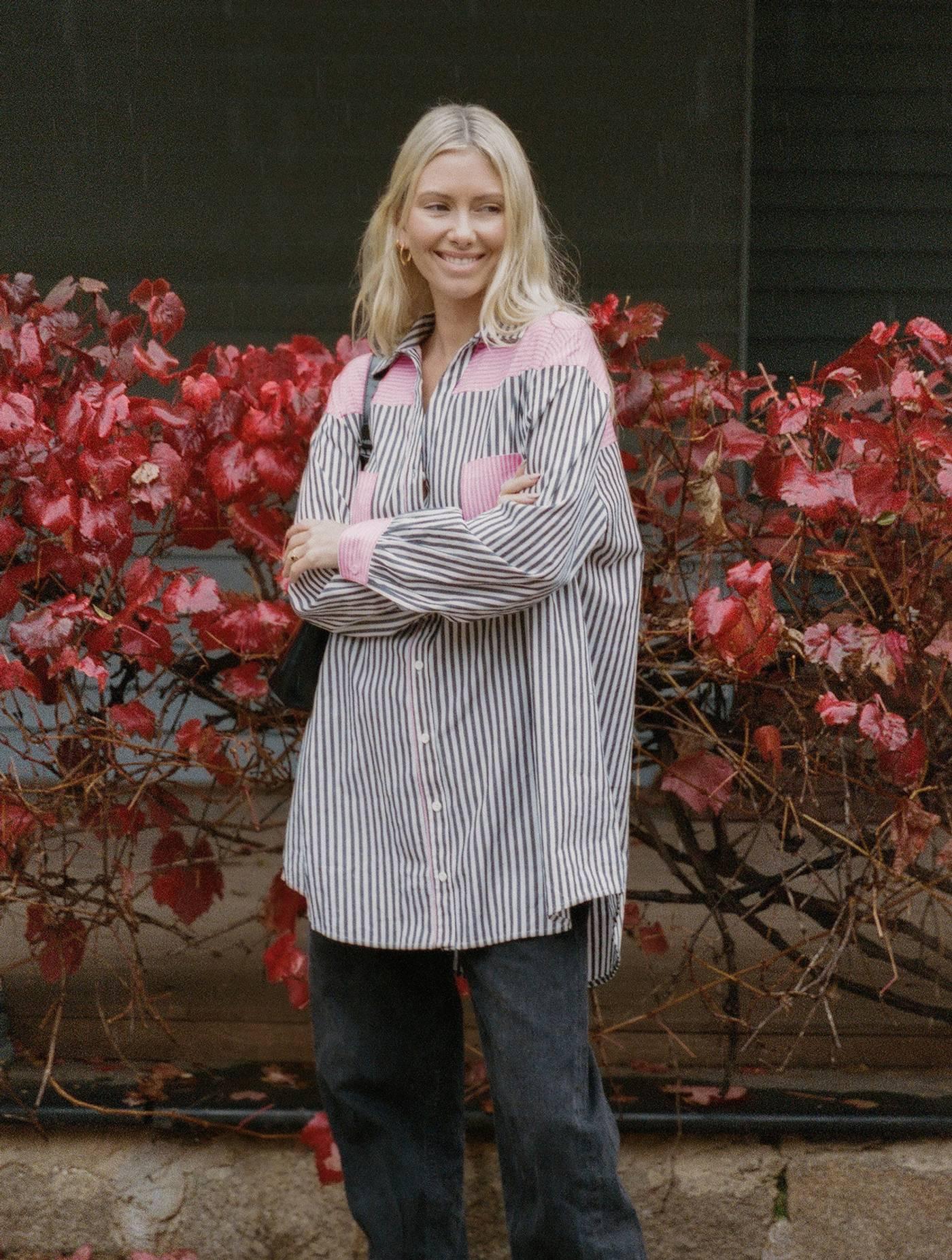 Danzio Shirt - Allsorts Stripe
