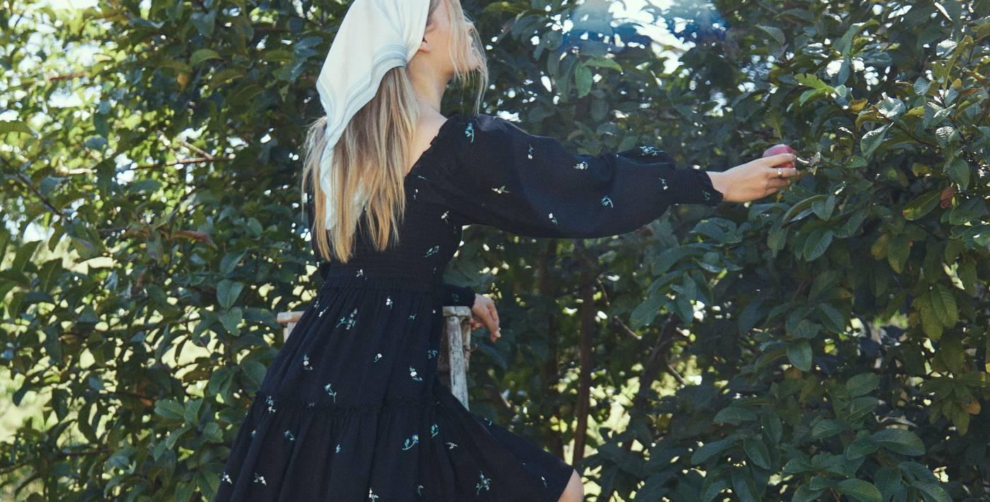 Raffy Dress - Wildflower