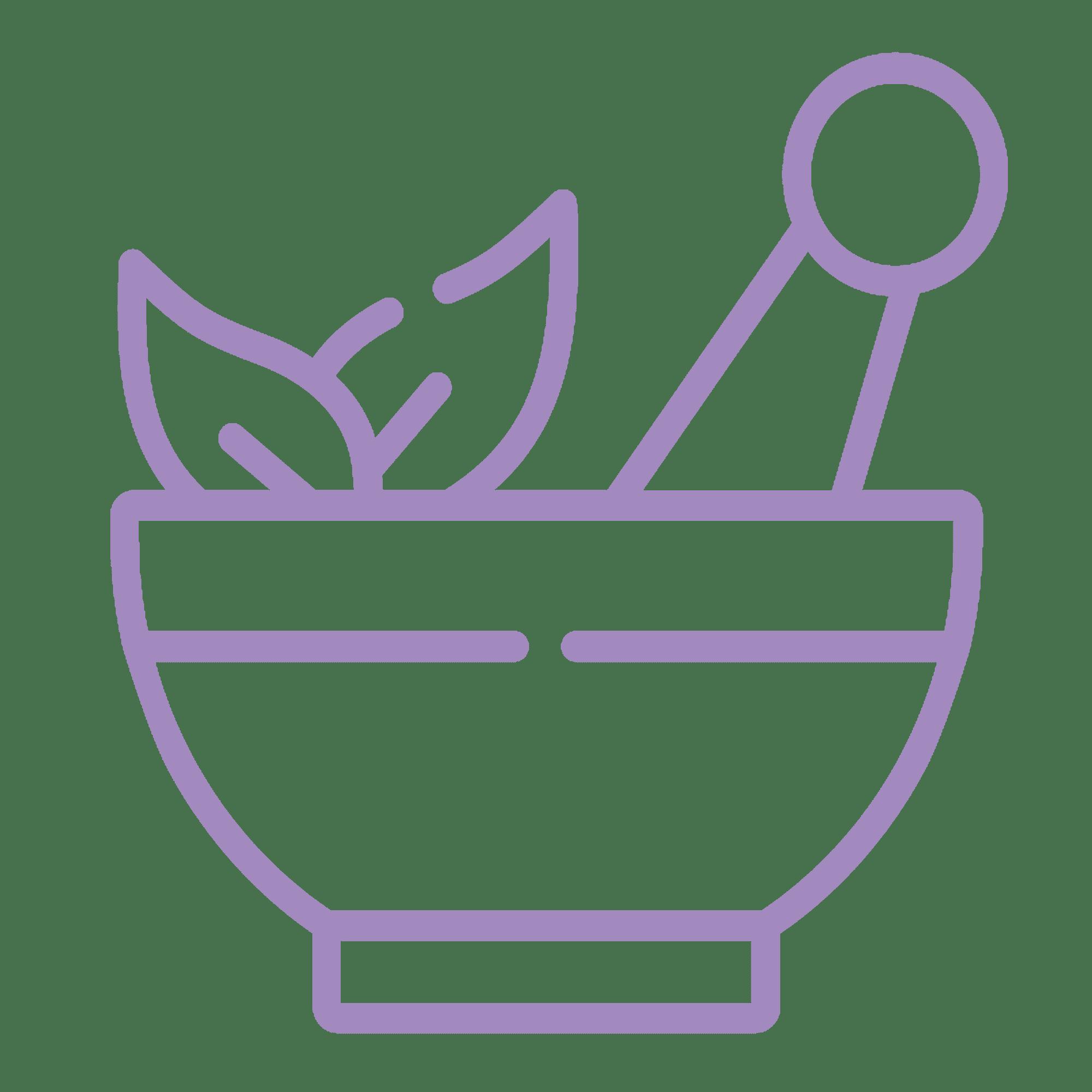 Ashwagandha An ancient herb used to help reduce stress.