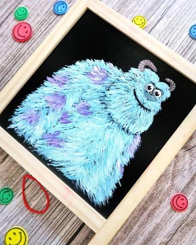 Chalkboard Disney