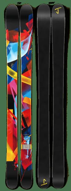 "The Masterblaster ""PIECE"" MadC x J Collab Limited Edition Ski"