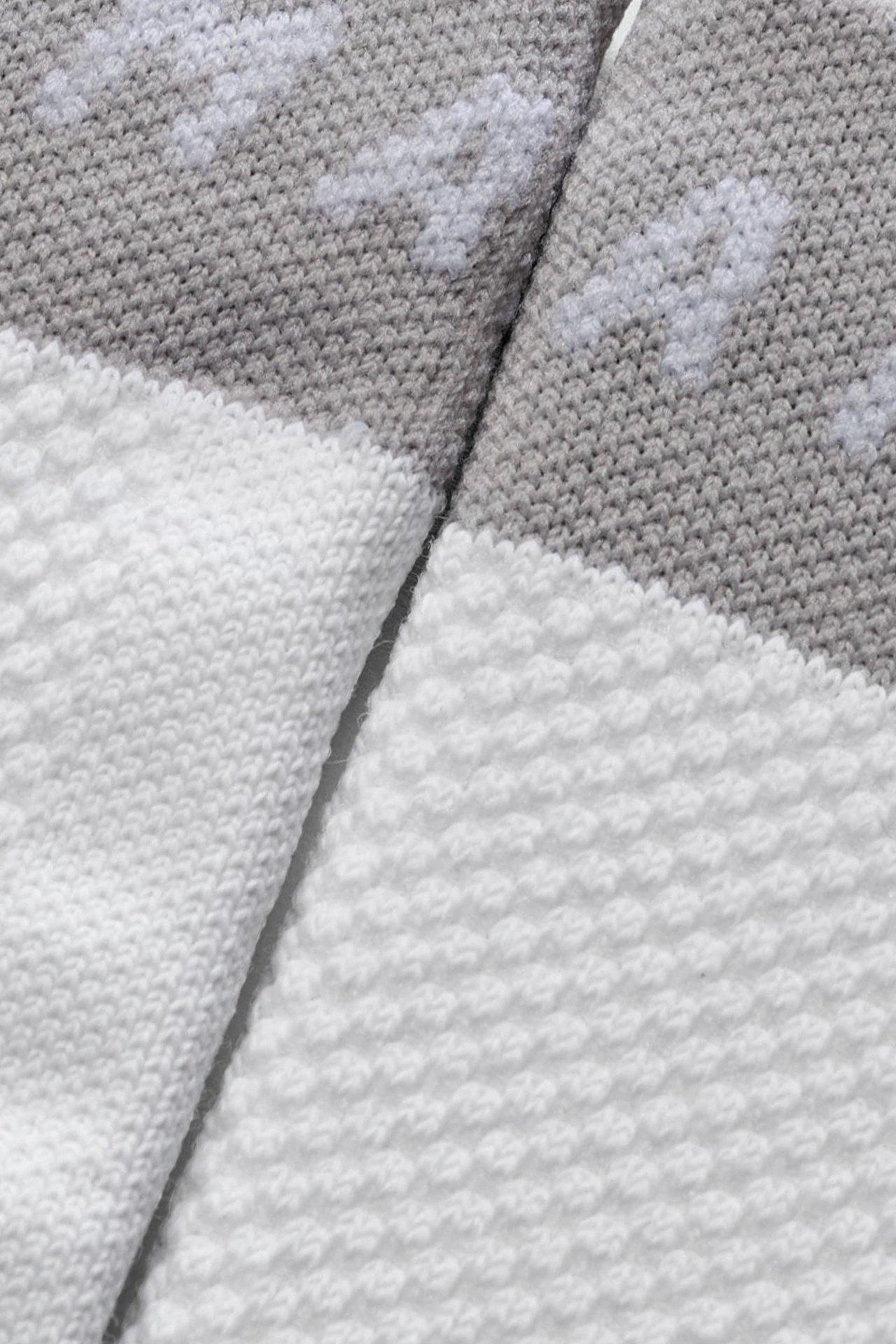 Pro Air Sock / White Grey