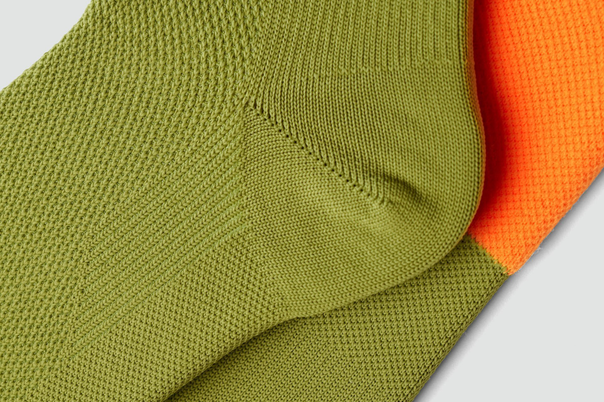 Division Sock / Fern