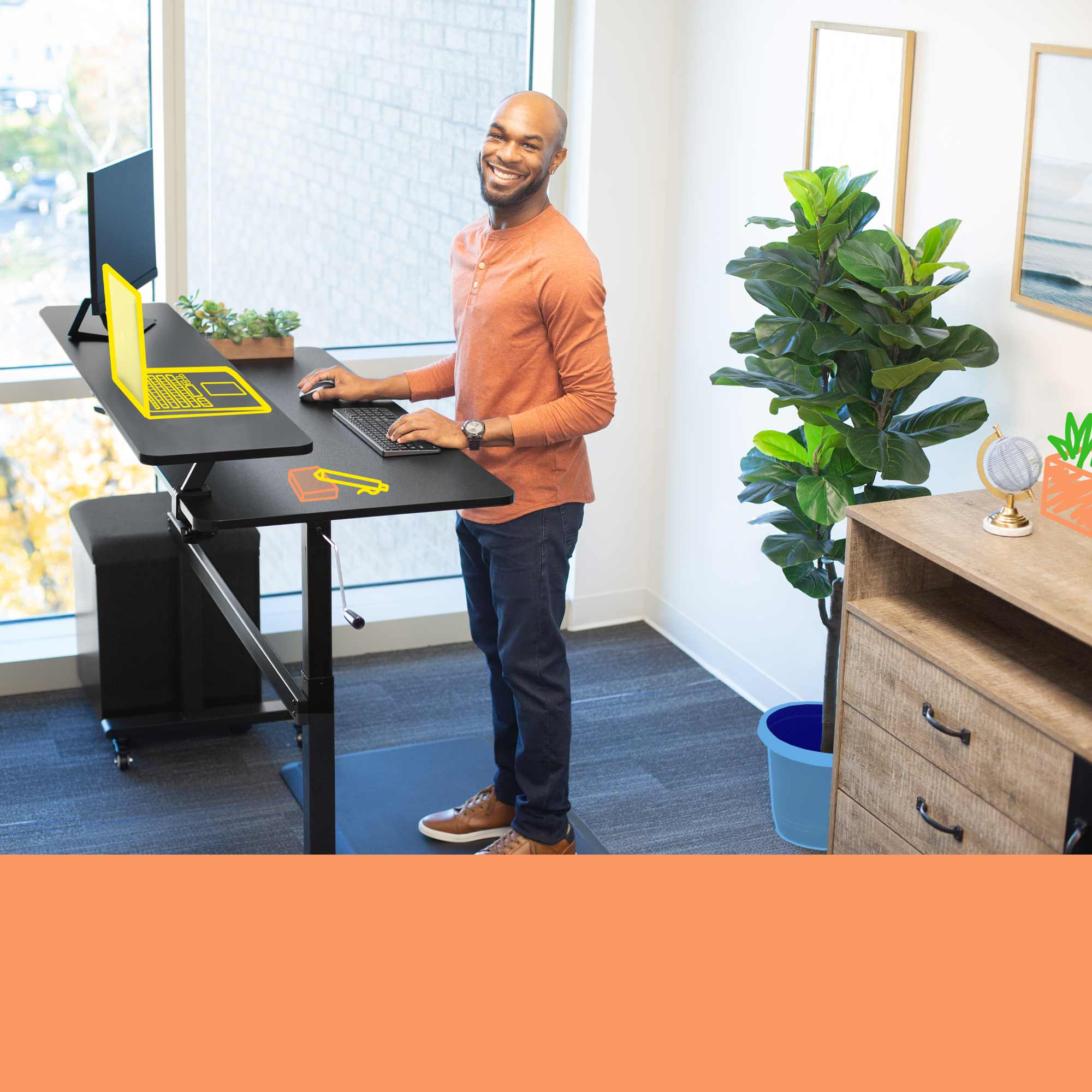 A Happier, More Ergonomic Workday
