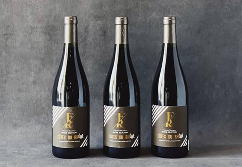 Francois Roumieux Cotes du Rhone - Boatshed Wine Loft